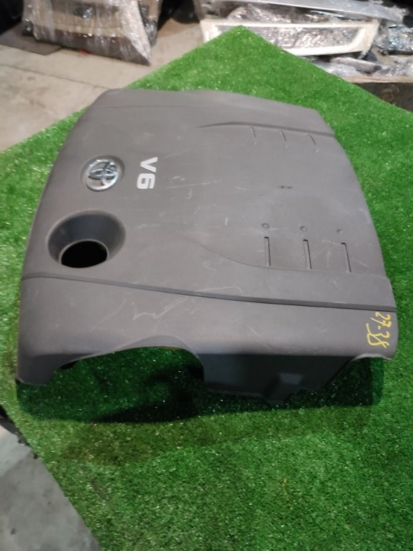 Крышка на двигатель декоративная Toyota Mark X GRX135 4GR-FSE