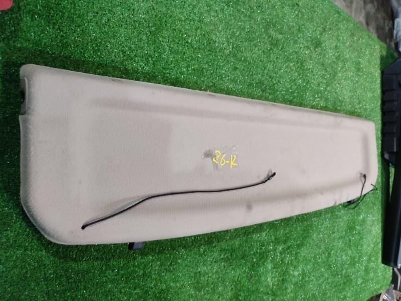 Полка багажника Nissan Tiida C11 HR15DE 2006