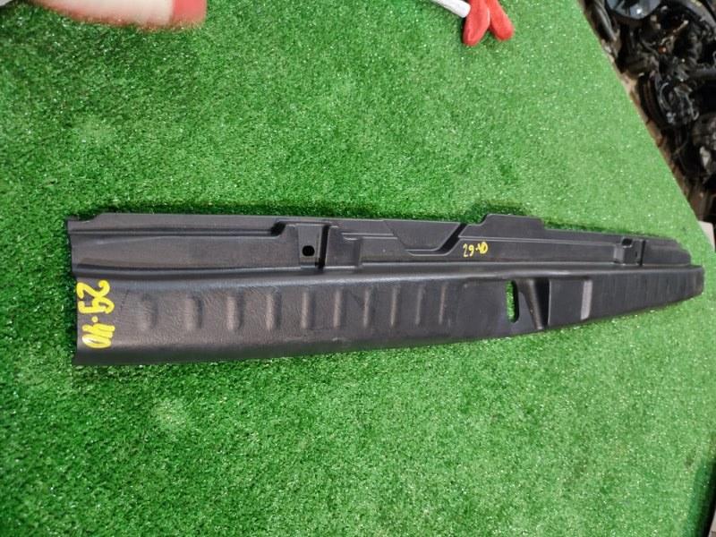 Накладка багажника Honda Hr-V GH3 D16A
