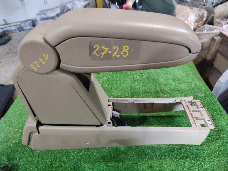 Подлокотник Nissan Tiida SC11 HR15DE