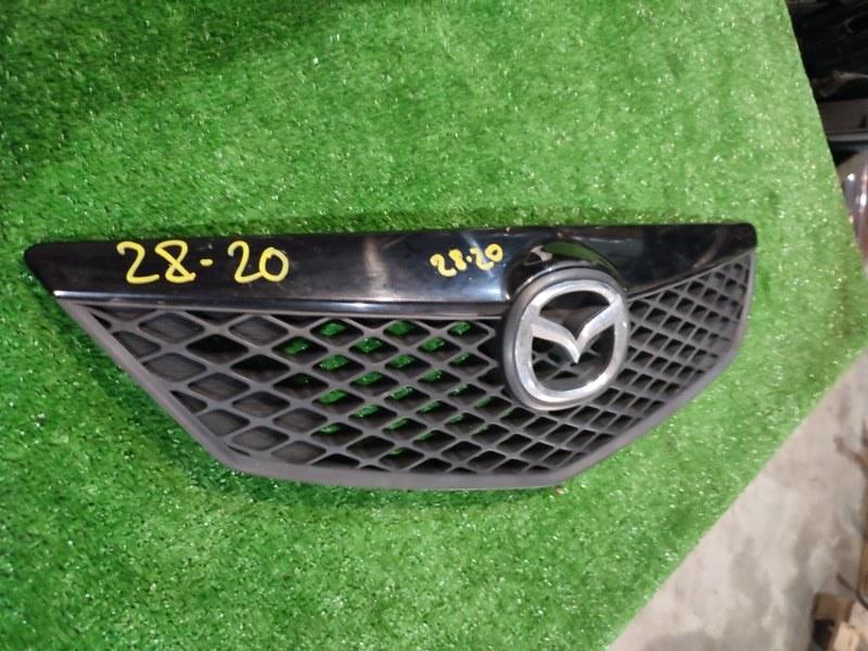 Решетка радиатора Mazda Demio DY3R ZJ-VE