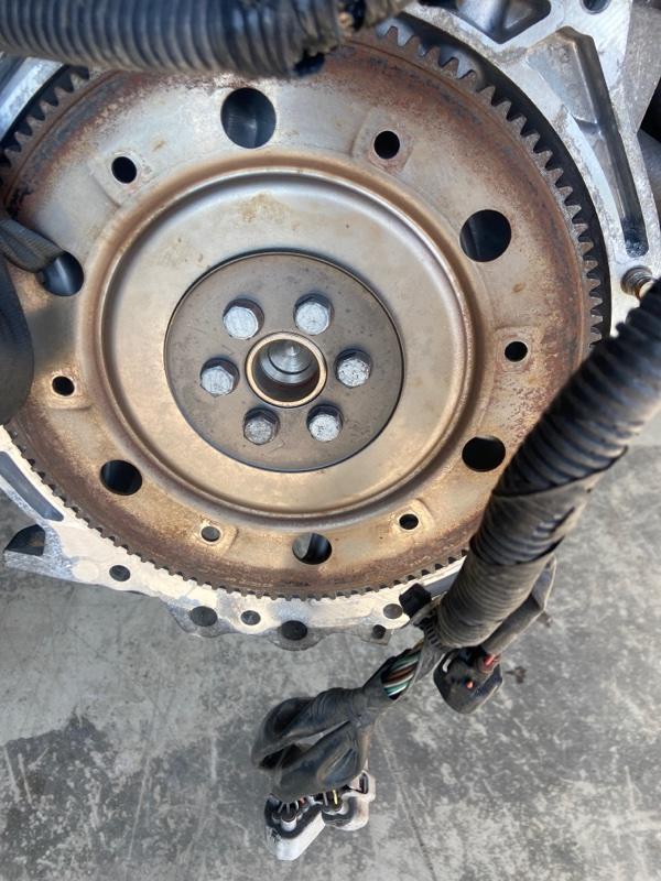 Маховик Toyota Bb NCP31 1NZ-FE