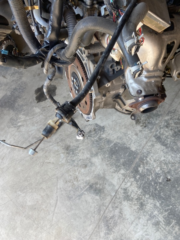 Трос газа Toyota Bb NCP31 1NZ-FE