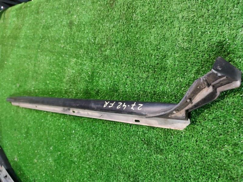 Молдинг лобового стекла Toyota Camry SV41 3S-FE передний правый