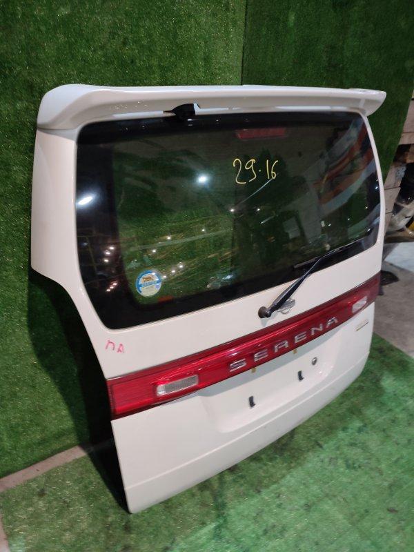 Дверь задняя багажника Nissan Serena PNC24 SR20DE