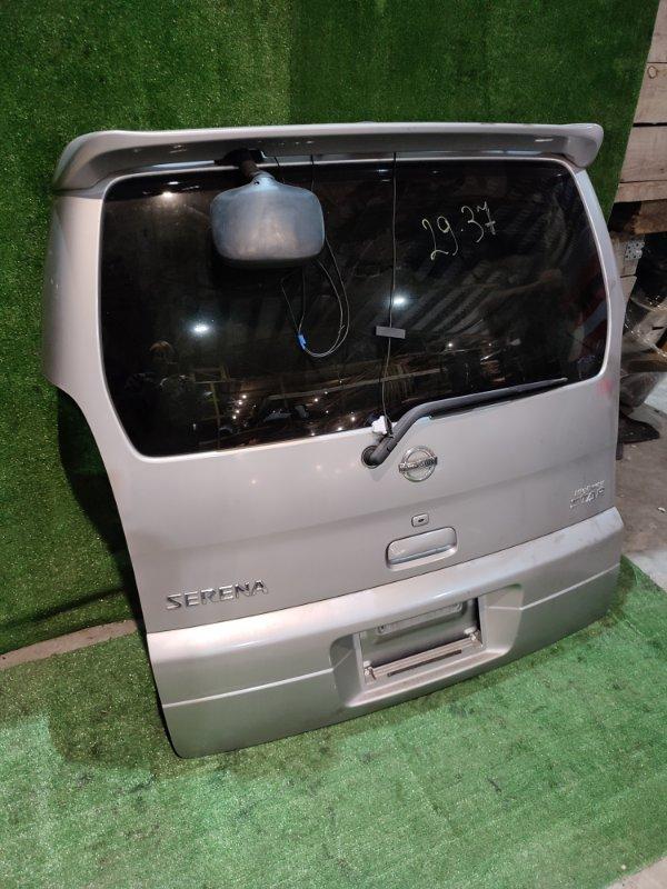 Дверь задняя багажника Nissan Serena TC24 QR20DE