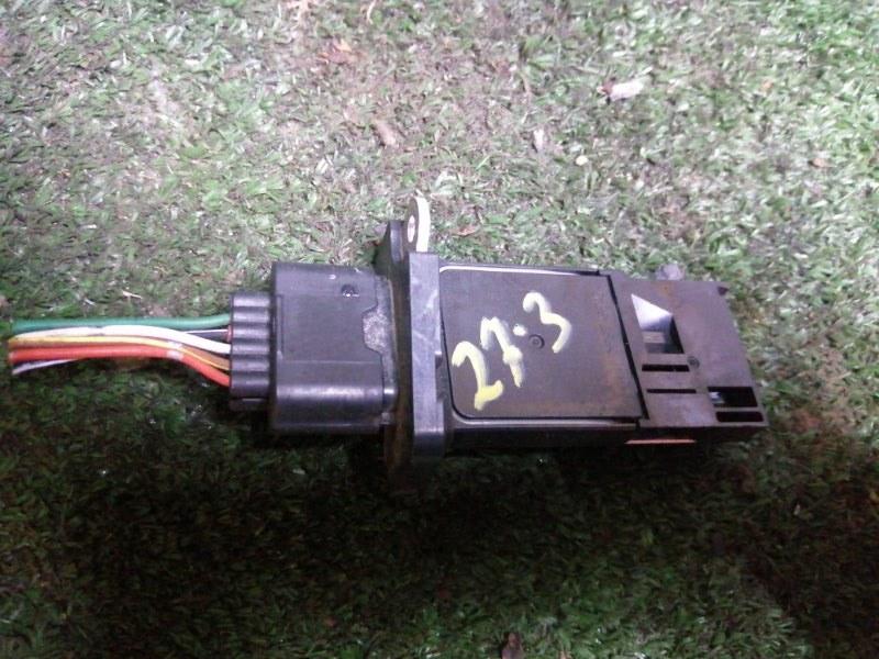 Датчик расхода воздуха Nissan Lafesta B30 MR20DE