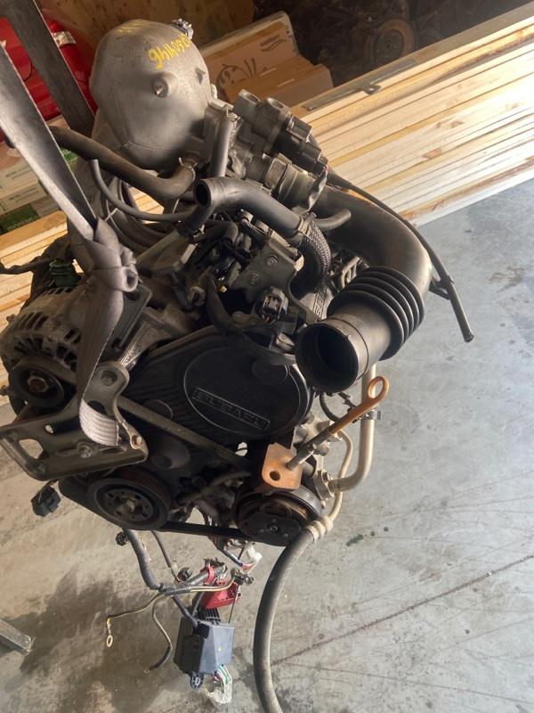 Двигатель Subaru R2 RC1 EN07 2009