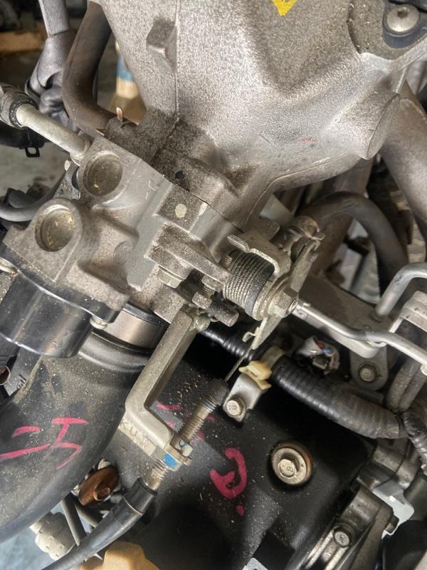 Заслонка дроссельная Subaru R2 RC1 EN07 2009