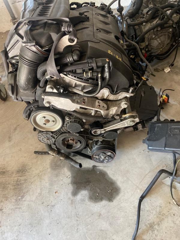 Двигатель Peugeot 207 PSA5FW 2003
