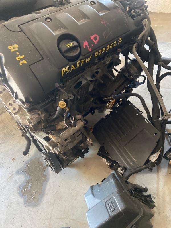 Проводка двигателя Peugeot 207 PSA5FW 2003