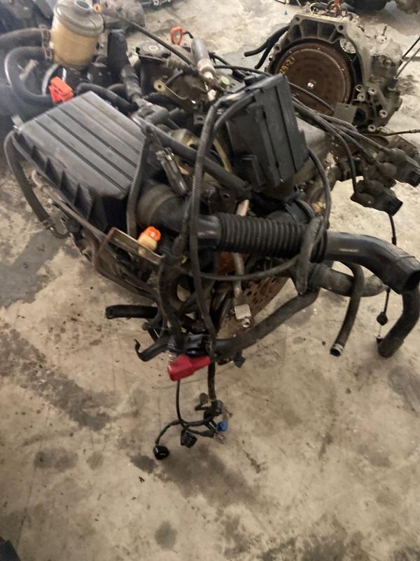 Проводка двигателя Honda Logo GA3 D13B