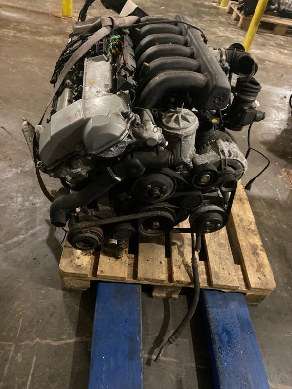Двигатель Bmw 320I E36 206S2