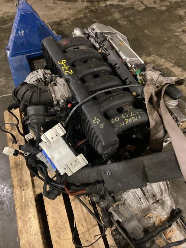 Проводка двигателя Bmw 320I E36 206S2
