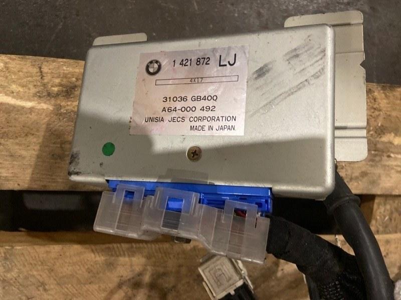Блок управления кпп Bmw 320I E36 206S2