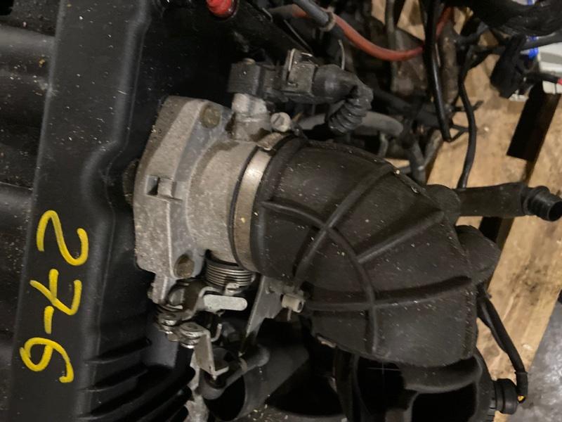 Заслонка дроссельная Bmw 320I E36 206S2