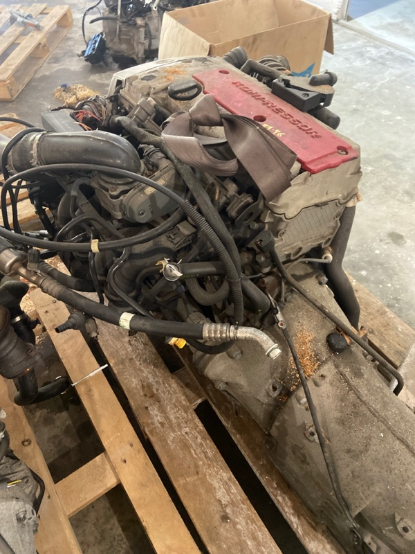 Проводка двигателя Mercedes-Benz Slk 230 Kompressor 111.973 2001