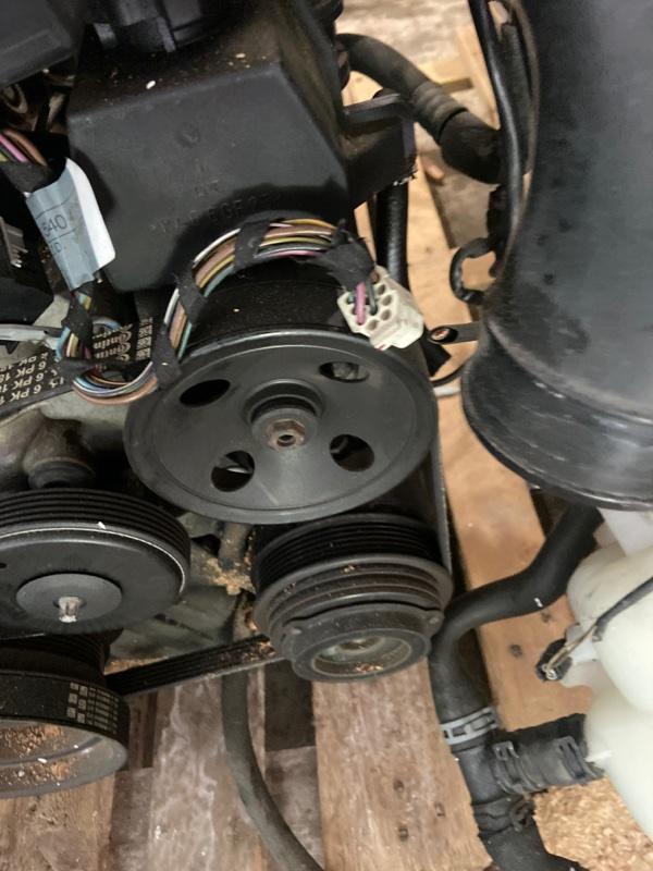 Насос гидроусилителя Mercedes-Benz Slk 230 Kompressor 111.973 2001