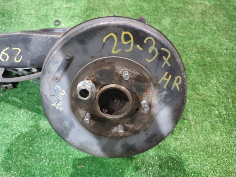 Барабан тормозной Nissan Serena TC24 QR20DE задний правый