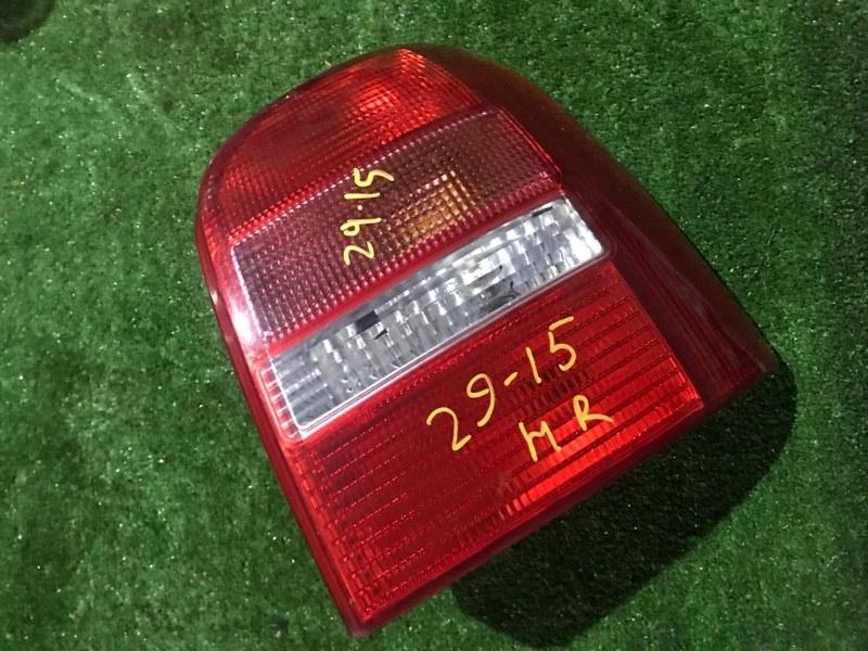 Фонарь стоп-сигнала Audi A4 APT 2001 правый