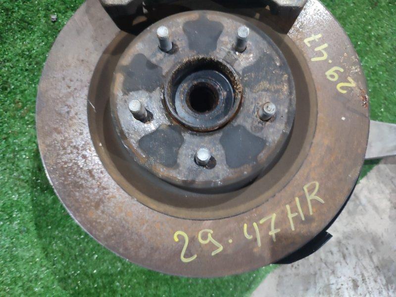Диск тормозной Nissan Skyline ZV37 274.930 2014 задний правый