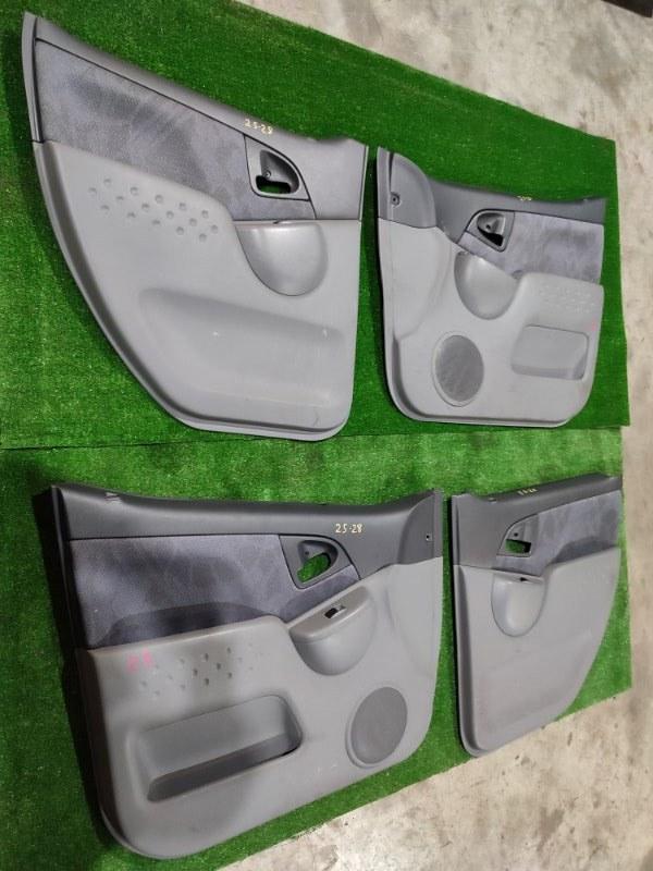Обшивка двери Mercedes-Benz Slk 230 Kompressor 111.973 1998