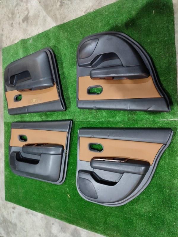 Обшивка двери Nissan Tiida NC11 HR15 2005