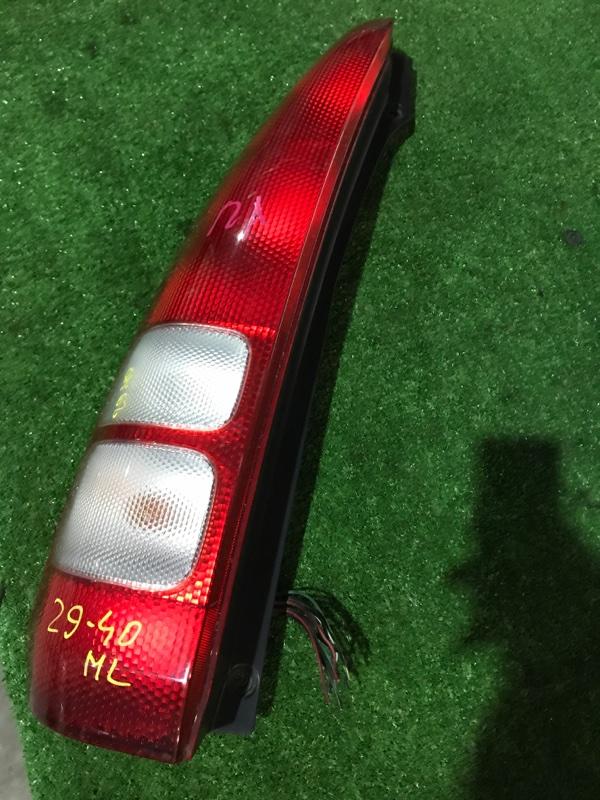 Фонарь стоп-сигнала Honda Hr-V GH3 D16A левый