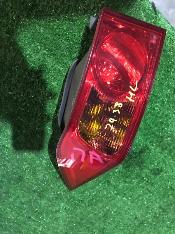 Фонарь стоп-сигнала Honda Accord CL7 K20A левый