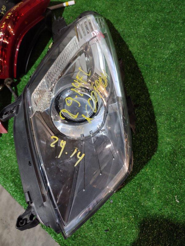 Фара Citroen C6 PSA 2007 левая