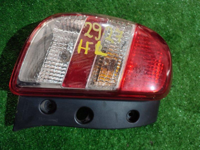 Фонарь стоп-сигнала Nissan March K13 HR12DE левый