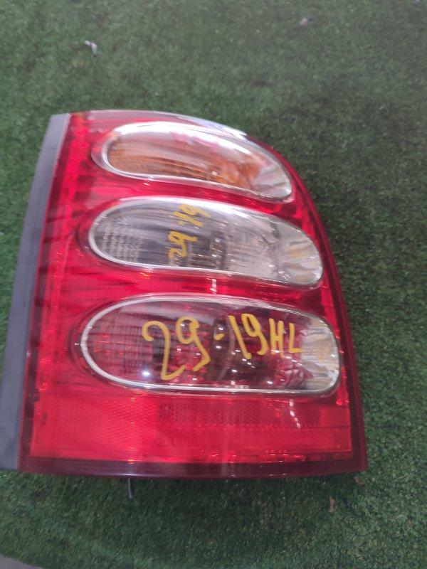 Фонарь стоп-сигнала Nissan March K11 CG10DE левый