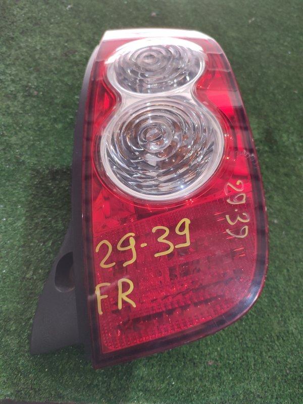 Фонарь стоп-сигнала Nissan March AK12 CR12DE правый