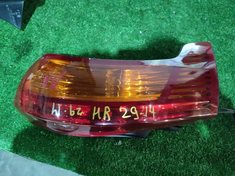 Фонарь стоп-сигнала Citroen C6 PSA 2007 правый