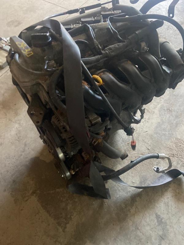 Проводка двигателя Toyota Porte NNP11 1NZ-FE