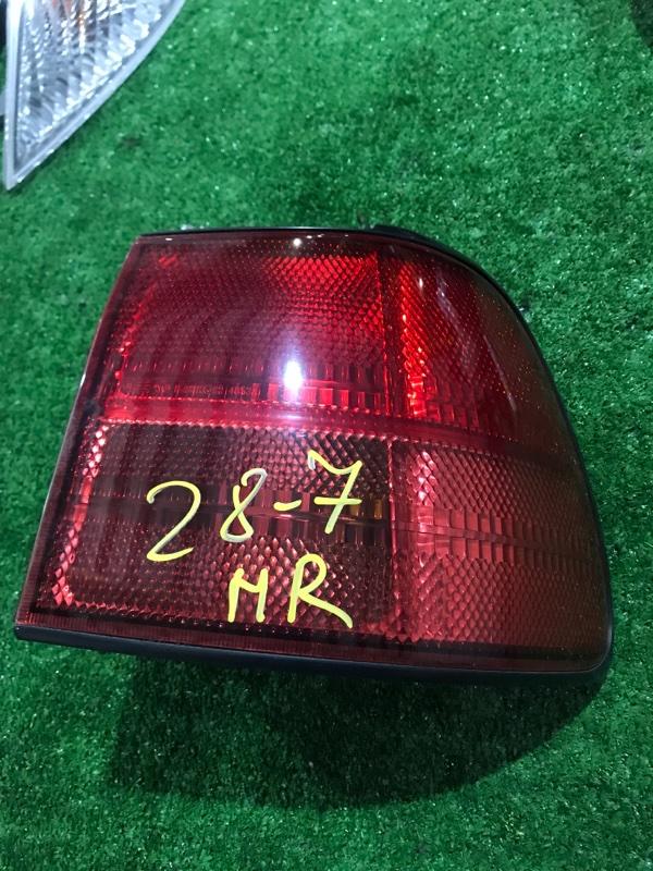 Фонарь стоп-сигнала Nissan Liberty PM12 QR20DE правый