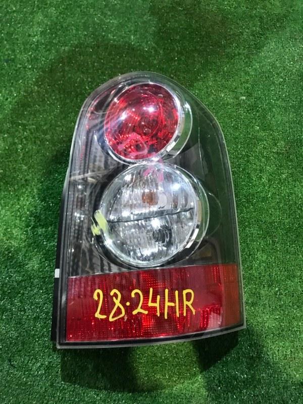Фонарь стоп-сигнала Mazda Mpv LW3W L3 правый