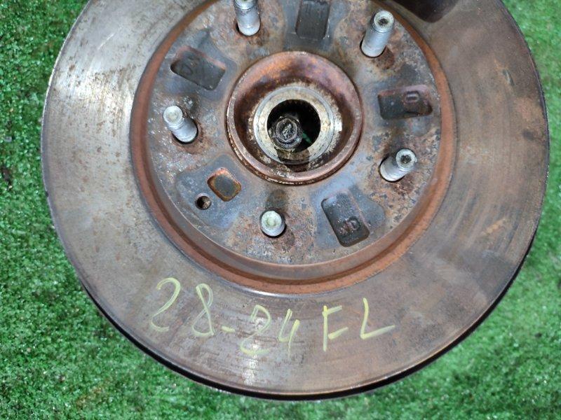 Диск тормозной Mazda Mpv LW3W L3 передний левый