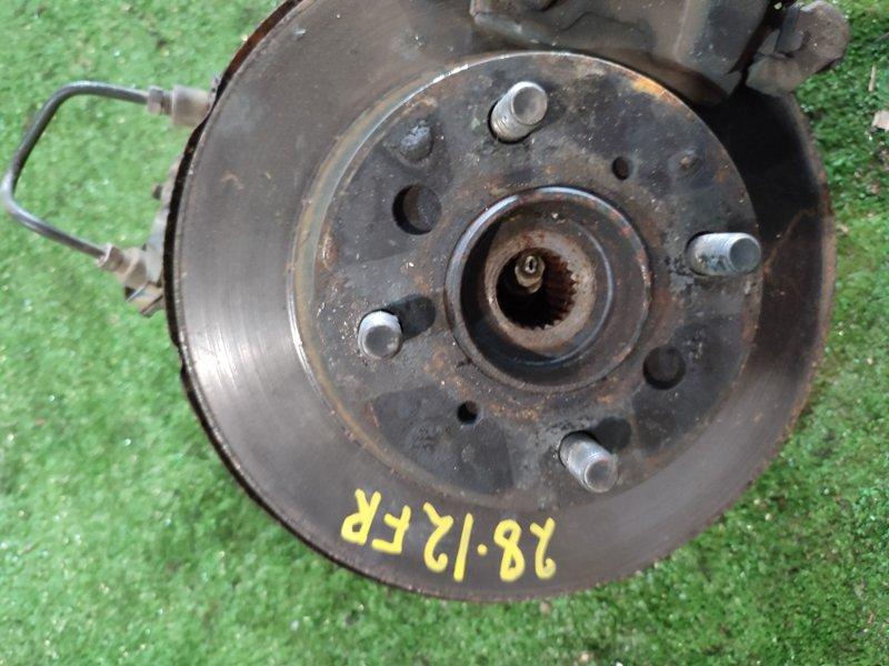 Диск тормозной Subaru R2 RC1 EN07 передний правый
