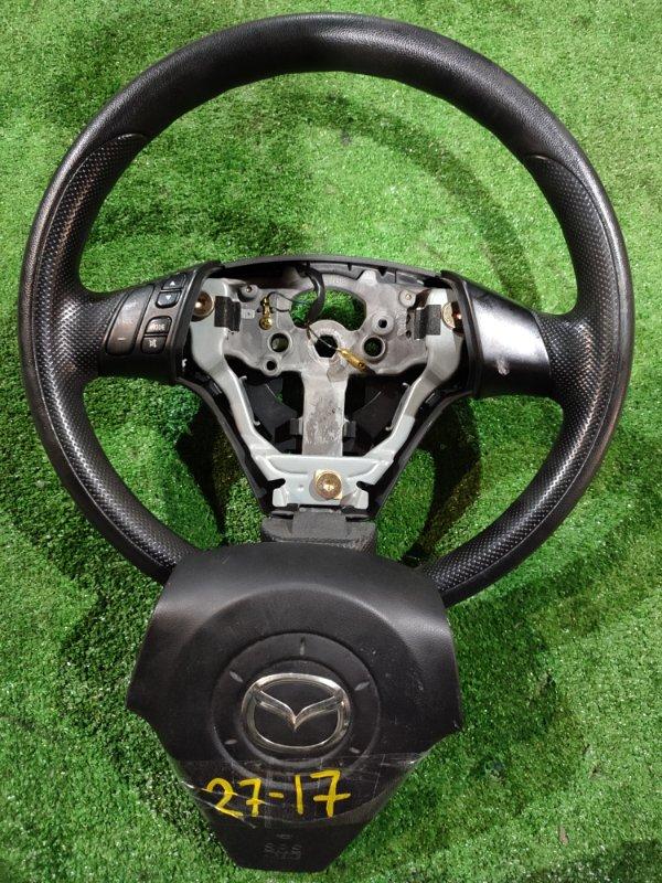 Руль Mazda Axela BKEP LF
