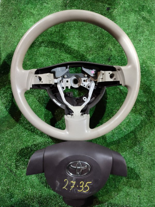 Руль Toyota Passo KGC30 1KR-FE