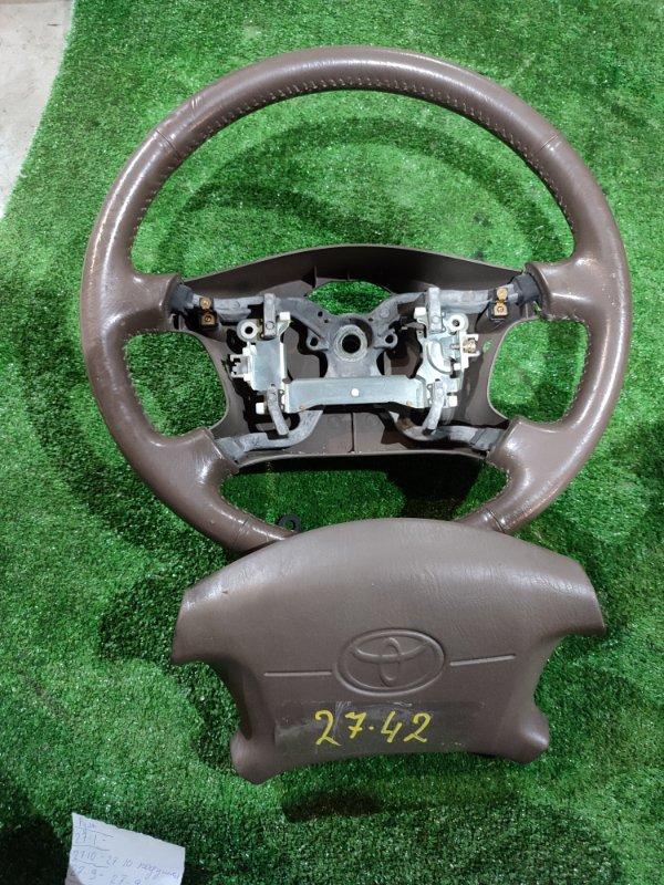 Руль Toyota Camry SV41 3S-FE