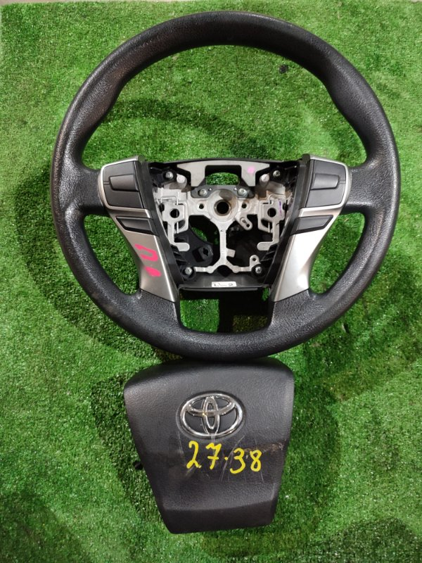 Руль Toyota Mark X GRX135 4GR-FSE