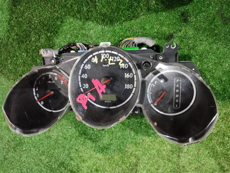Комбинация приборов Honda Fit GD2 L13A