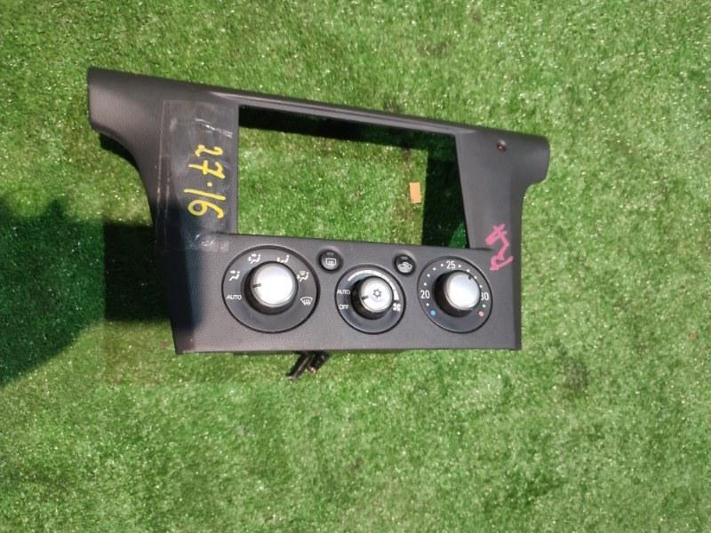 Блок управления климат-контролем Mitsubishi Airtrek CU2W 4G63