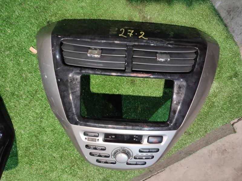Блок управления климат-контролем Toyota Opa ZCT10 1ZZ-FE