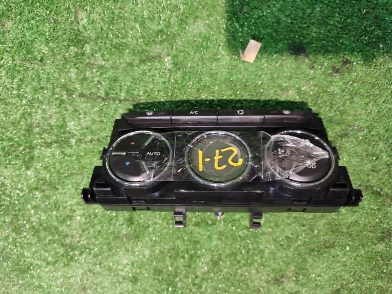 Блок управления климат-контролем Citroen Ds3 1.6 THP 16V 150 (B0FAW) 2010