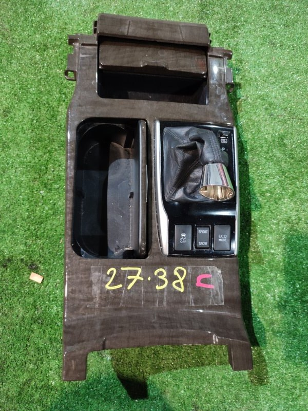 Центральная консоль Toyota Mark X GRX135 4GR-FSE