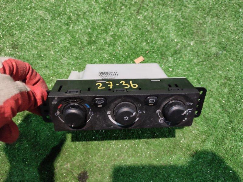 Блок управления климат-контролем Mitsubishi Chariot Grandis N94W 4G64