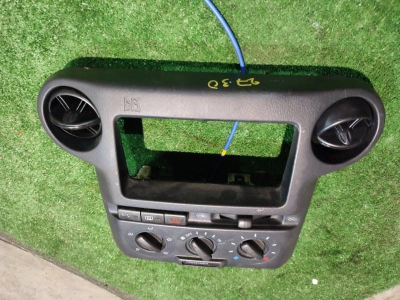 Блок управления климат-контролем Toyota Bb NCP31 1NZ-FE